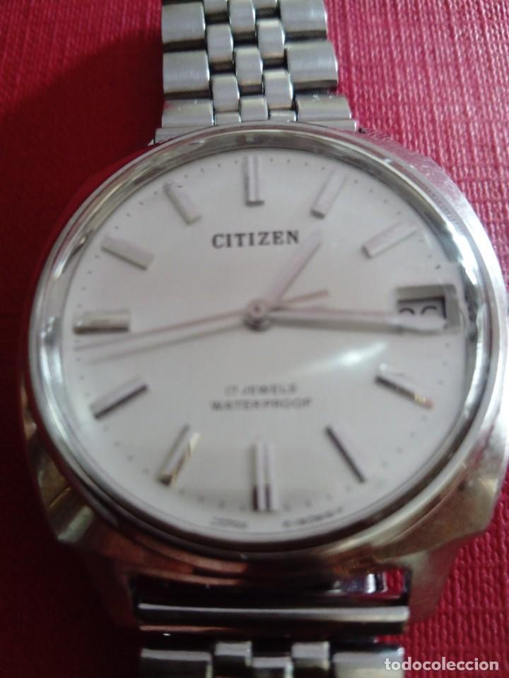 Relojes - Citizen: Precioso Reloj Citizen de cuerda - Foto 2 - 222082575