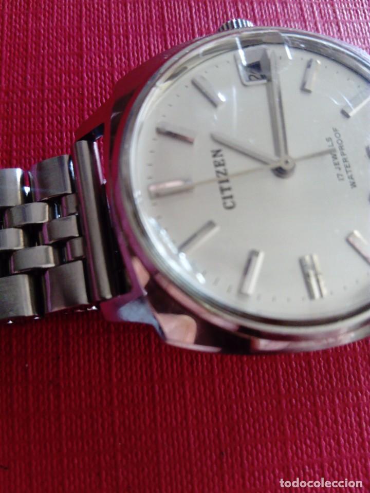 Relojes - Citizen: Precioso Reloj Citizen de cuerda - Foto 3 - 222082575