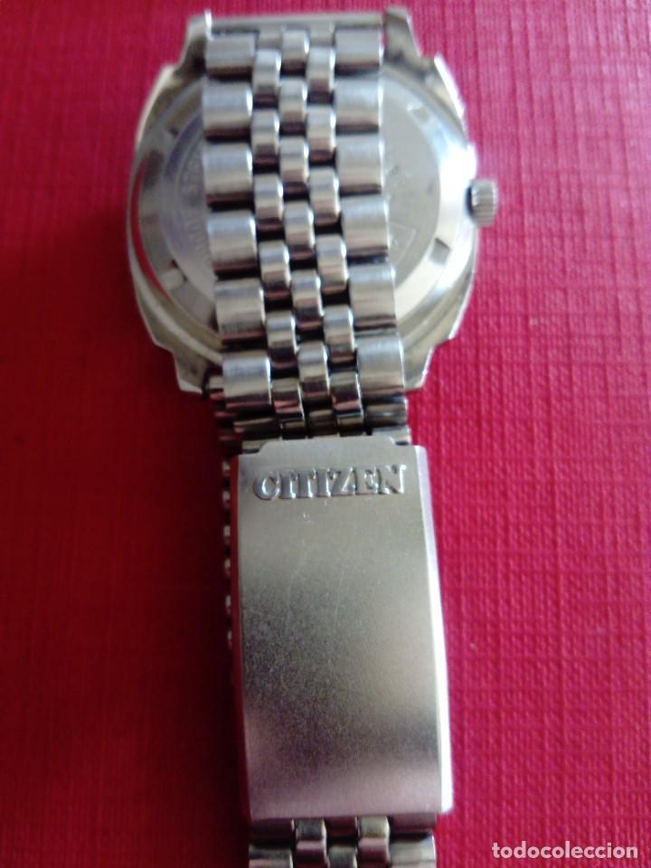 Relojes - Citizen: Precioso Reloj Citizen de cuerda - Foto 6 - 222082575