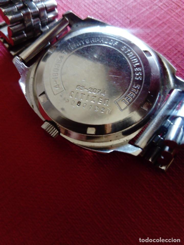 Relojes - Citizen: Precioso Reloj Citizen de cuerda - Foto 8 - 222082575