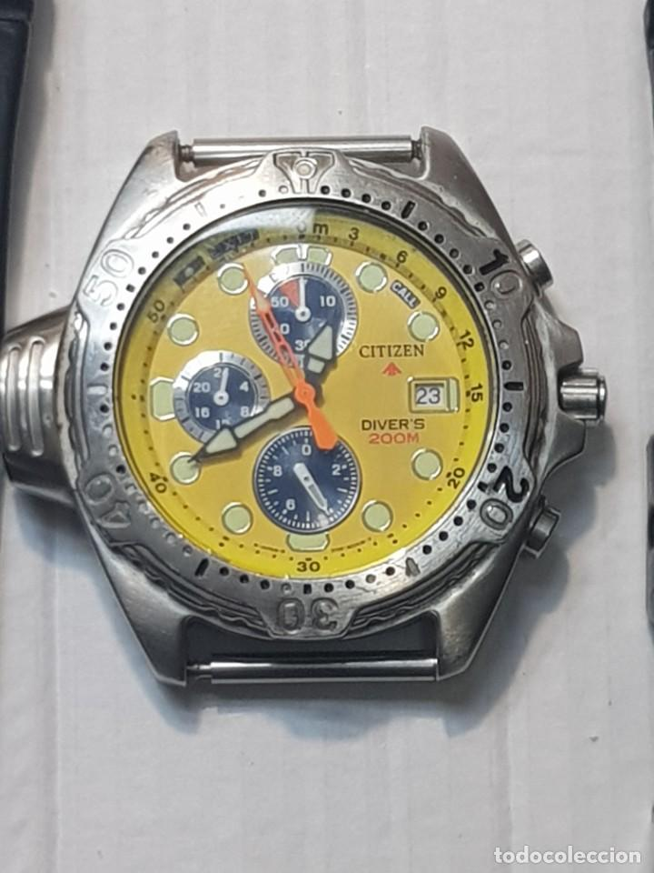 RELOJ CABALLERO CITIZEN PROMASTER DIVER'S 200 M DE BUCEO (Relojes - Relojes Actuales - Citizen)