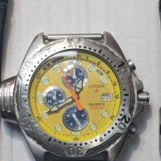 Relojes - Citizen: RELOJ CABALLERO CITIZEN PROMASTER DIVER'S 200 M DE BUCEO. Lote 222258537