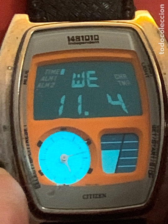 CITIZEN 1481010 INDEPENDENT ANA-DIGI SERIE LIMITADA (Relojes - Relojes Actuales - Citizen)