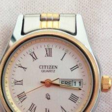 Relojes - Citizen: RELOJ DE PULSERA MARCA CITIZEN QUARTZ DE SEÑORA. Lote 224467730