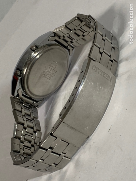 Relojes - Citizen: Reloj vintage CITIZEN MULTI ALARM-CHRONOGRAPH QUARTZ LCD JAPAN - Foto 6 - 227920511