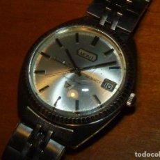 Relojes - Citizen: DURO RELOJ CITIZEN CRYSTAL SEVEN 33 RUBIS CALIBRE 5204 AUTOMATICO 1967 DOBLE CALENDARIO ARMIS ORIGEN. Lote 228584410