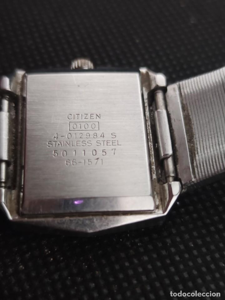 Relojes - Citizen: PRECIOSO RELOJ CITIZEN DE SEÑORA A CUERDA, FUNCIONA PERFECTAMENTE - Foto 6 - 229169885