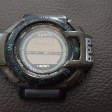 Relojes - Citizen: ANTIGUO RELOJ CASIO AUTO LIGHT SWITCH RELOJ CASIO 1470 PRT 40 TRIPLE SENSOR PRESIÓN TEMPER. Lote 229325205
