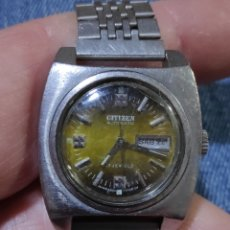 Relojes - Citizen: PRECIOSO RELOJ CITIZEN AUTOMÁTICO FUNCIONANDO. Lote 263067910