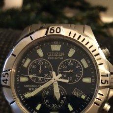 Relojes - Citizen: CITIZEN ECODRIVE CHRONOGRAPH IMPECABLE. Lote 230230545