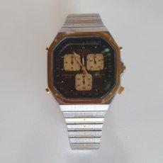 Relojes - Citizen: RELOJ PULSERA CITIZEN CHRONOGRAFH. FUNCIONA. Lote 260471405