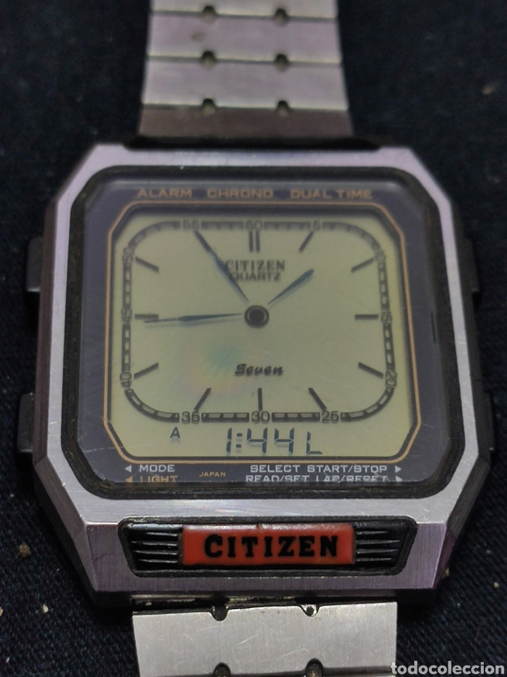 Relojes - Citizen: Reloj citizen digital - Foto 4 - 236071075