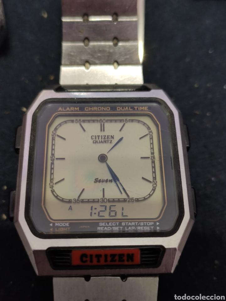 RELOJ CITIZEN DIGITAL (Relojes - Relojes Actuales - Citizen)