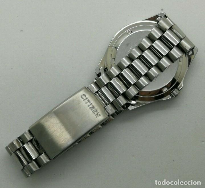 Relojes - Citizen: Mens CITIZEN Action 2000 Pepsi WR 100 - 6600-s70070 - 38mm Quartz Watch - Foto 7 - 236456975