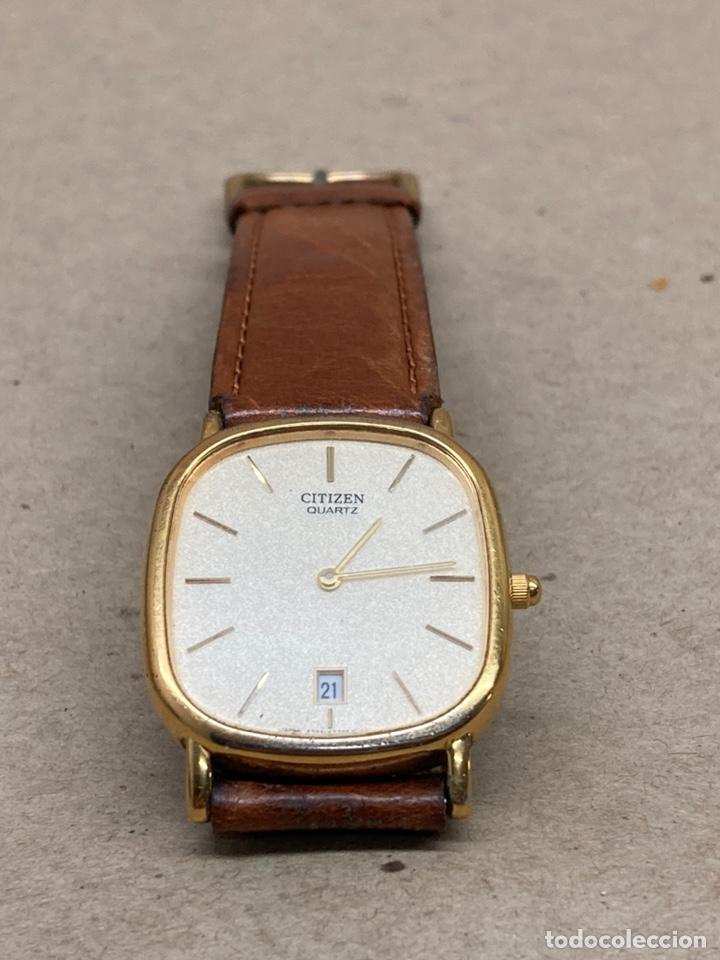 Relojes - Citizen: Reloj Citizen Quartz vintage - Foto 2 - 236498960