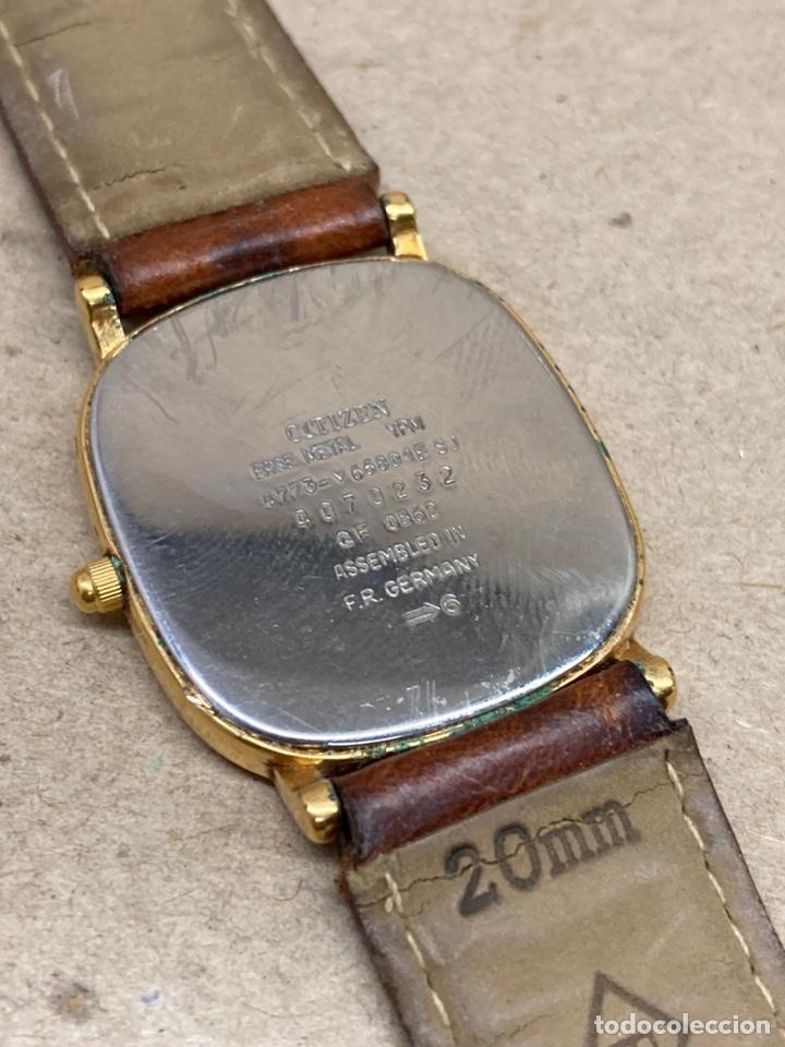 Relojes - Citizen: Reloj Citizen Quartz vintage - Foto 3 - 236498960