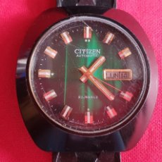Montres - Citizen: CITIZEN AUTOMATIC 21 JEWELS FUNCIONA.MIDE 39 MM DIAMETRO. Lote 237836425