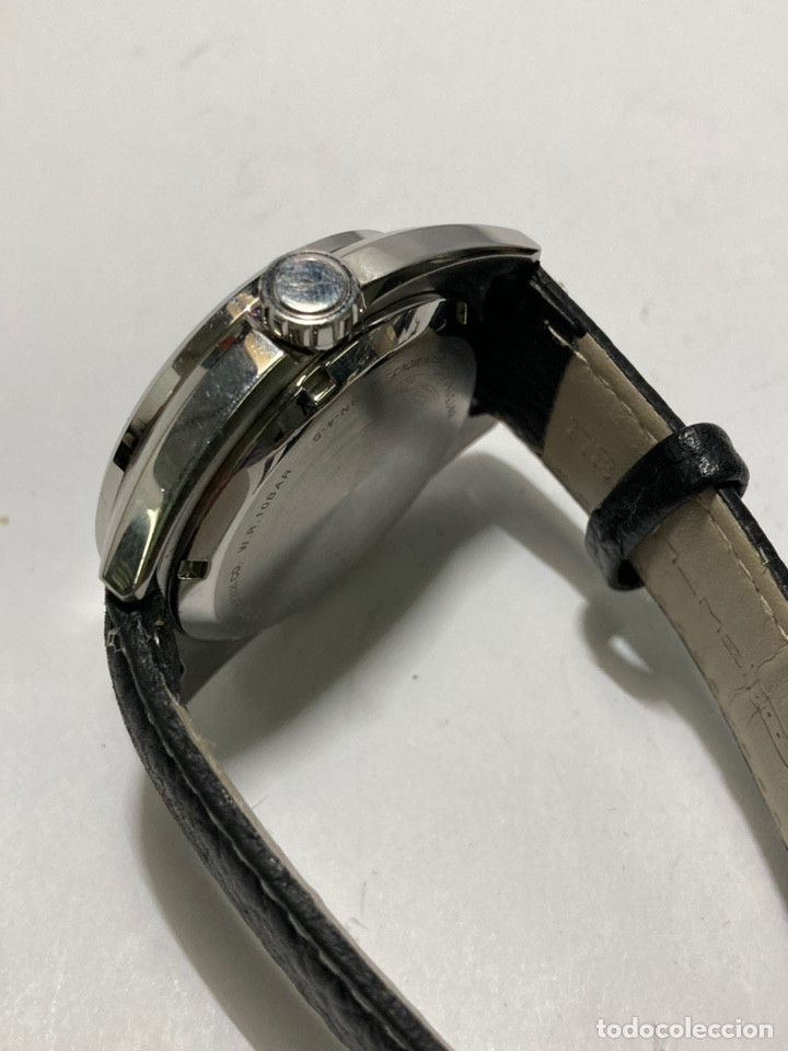 Relojes - Citizen: Reloj Automático Citizen OF, Citizen 8210, 42 mm, Azul, 10 atm, como nuevo - Foto 3 - 242307905