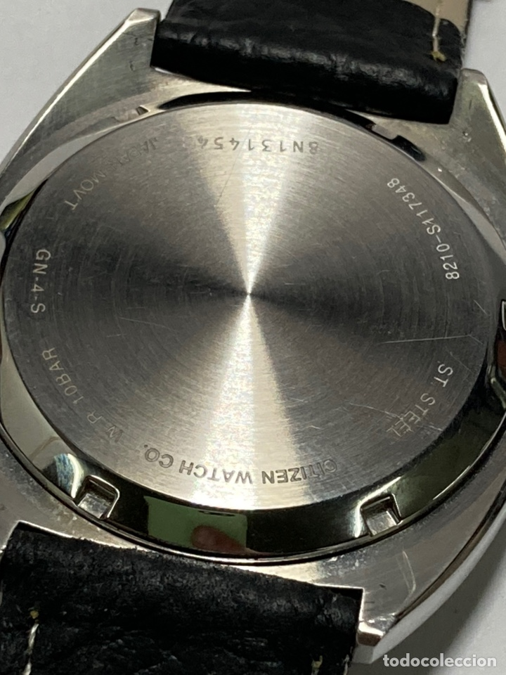 Relojes - Citizen: Reloj Automático Citizen OF, Citizen 8210, 42 mm, Azul, 10 atm, como nuevo - Foto 4 - 242307905