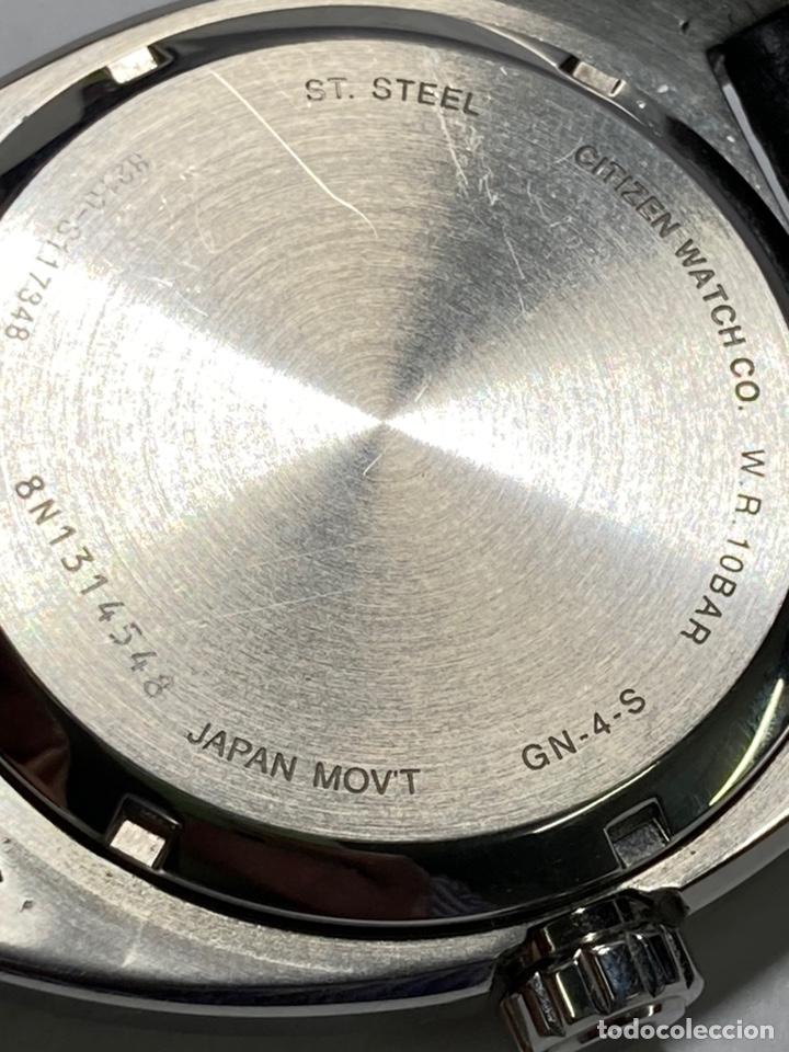 Relojes - Citizen: Reloj Automático Citizen OF, Citizen 8210, 42 mm, Azul, 10 atm, como nuevo - Foto 6 - 242307905