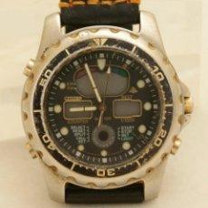 Relojes - Citizen: RELOJ CITIZEN PROMASTER C401 GN4S ACERO 40.8MM BISEL TIPO DIVER. Lote 243981710