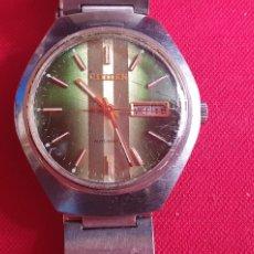 Relojes - Citizen: RELOJ CITIZEN AUTOMATICO FUNCIONA.MIDE 38 MM DIAMETRO. Lote 244516220