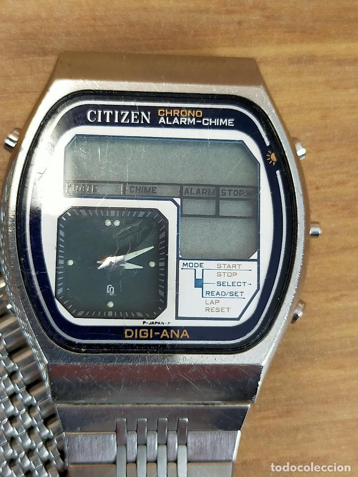 RELOJ (Relojes - Relojes Actuales - Citizen)