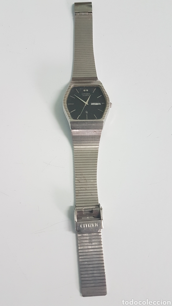 Relojes - Citizen: RELOJ ZITIZEN QUARTZ DOBLE CALENDARIO. - Foto 2 - 251510290
