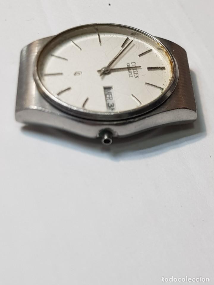 Relojes - Citizen: Reloj Caballero Quarzo Citizen CQ para repasar o piezas - Foto 4 - 251538295