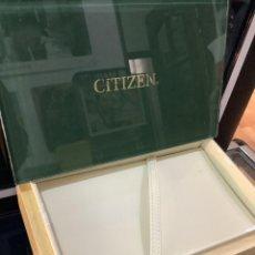 Relojes - Citizen: ESTUCHE O CAJA PARA RELOJ CITIZEN ¡¡DE LUXE!! (VER FOTOS). Lote 252390485