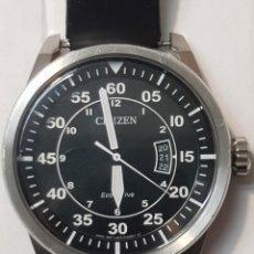 Relojes - Citizen: RELOJ CABALLERO CITIZEN ECO DRIVE GN-4W-S FUNCIONANDO PERFECTAMENTE. Lote 253875120