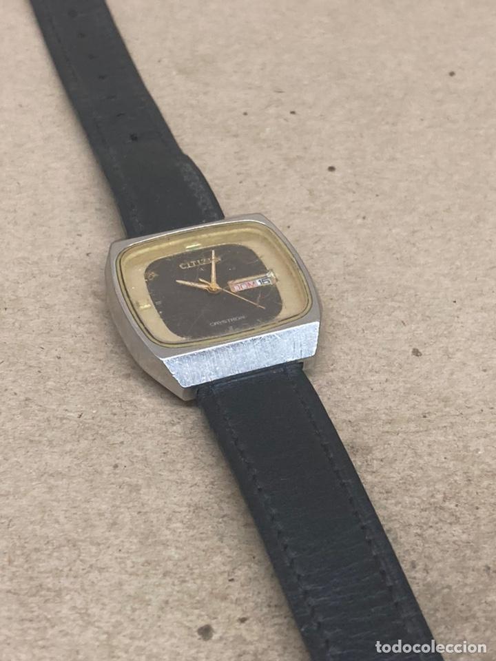 RELOJ CITIZEN CRYSTRON PARA PIEZAS (Relojes - Relojes Actuales - Citizen)