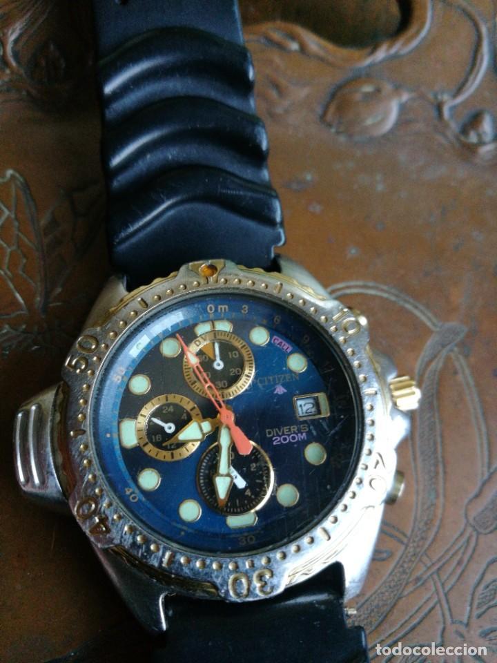 CITIZEN PROMASTER AQUALAND 3740 (Relojes - Relojes Actuales - Citizen)