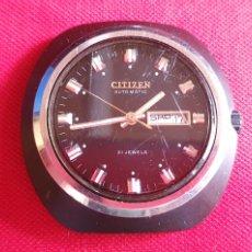 Relojes - Citizen: RELOJ CITIZEN 21 JEWELS AUTOMATICO FUNCIONA .MIDE 41.6 MM DIAMETRO. Lote 262221105