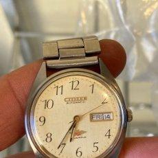 Relojes - Citizen: CITIZEN AUTOMÁTICO, FUNCIONANDO. Lote 262992605