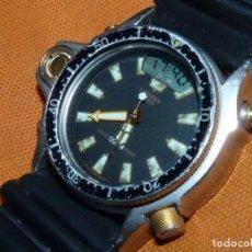 Relojes - Citizen: RELOJ CITIZEN PROMASTER AQUALAND C022 200 MTS AÑOS 80 VINTAGE FUNCIONANDO. Lote 266410188