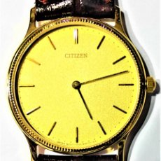 Relojes - Citizen: RELOJ PULSERA - CITIZEN QUARZ - 31 MM - CAJA ORO 18 KTES. Lote 275776518
