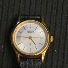 Relojes - Citizen: CITIZEN CUARZO .FUNCIONANDO. SEÑORA 24 MM .. Lote 276746178