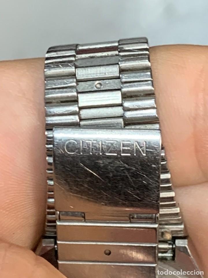 Relojes - Citizen: RELOJ CITIZEN AUTOMATIC 21 JEWELS 35MM AÑOS 70 - Foto 4 - 277637888