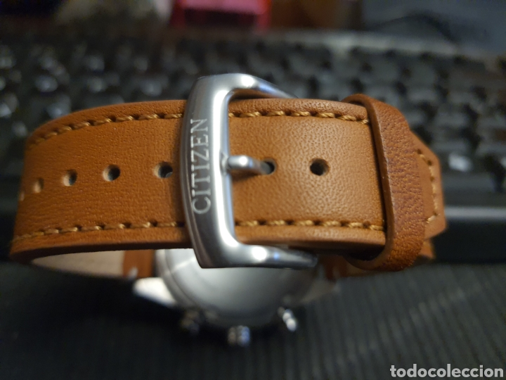 Relojes - Citizen: Citizen eco-drive . Nuevo sin uso . En su caja. 45mm sin corona - Foto 3 - 278322533
