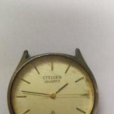 Relojes - Citizen: RELOJ SEGUNDA MANO MARCA CITIZEN QUARTZ. Lote 278358178