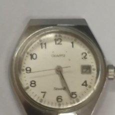 Relojes - Citizen: RELOJ SEGUNDA MANO MARCA CITIZEN CON CALENDARIO. FUNCIONA. Lote 278362158