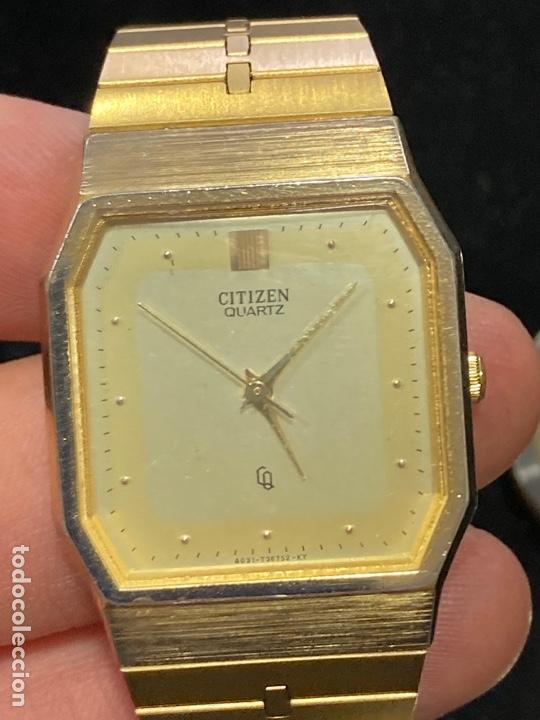 Relojes - Citizen: Lote de 2 relojes citizen, cuarzo - Foto 2 - 284202008