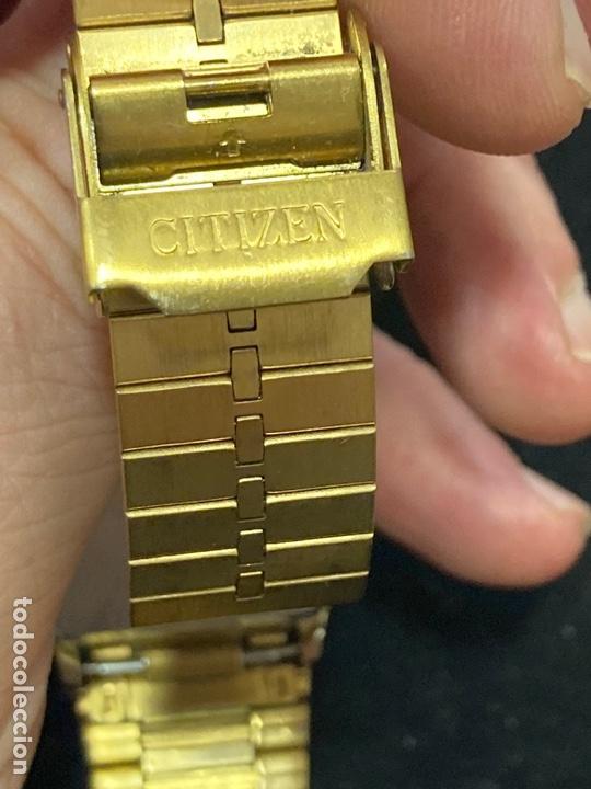 Relojes - Citizen: Lote de 2 relojes citizen, cuarzo - Foto 4 - 284202008