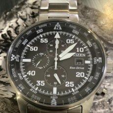Relojes - Citizen: RELOJ CITIZEN ECO DRIVE - PILOT AVIATOR - CA0690 88E ¡¡NUEVO!! (VER FOTOS). Lote 288087008