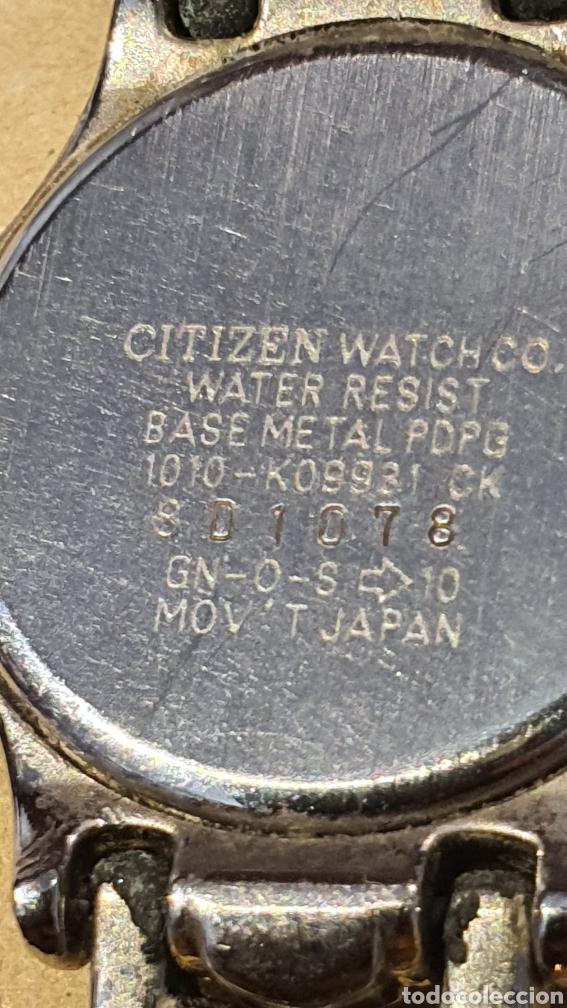 Relojes - Citizen: RELOJ DE CUARZO CITIZEN SEÑORA - Foto 3 - 289465353