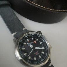 Relojes - Citizen: RELOJ CITIZEN GMT SOLAR. Lote 295401298