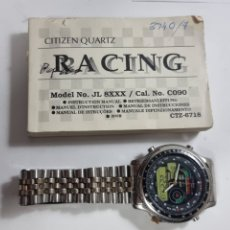 Relojes - Citizen: RELOJ COLECCIÓN VINTAGE CITIZEN C090 WATCH CO. LCD JAPAN. Lote 296741748