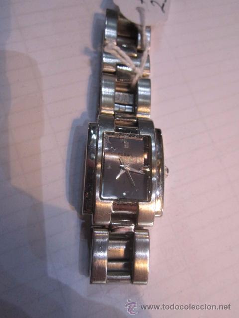 Relojes - Fossil: Reloj de pulsera Fossil señora. Cuarzo. 2 x 2,5 cms. - Foto 4 - 54595892