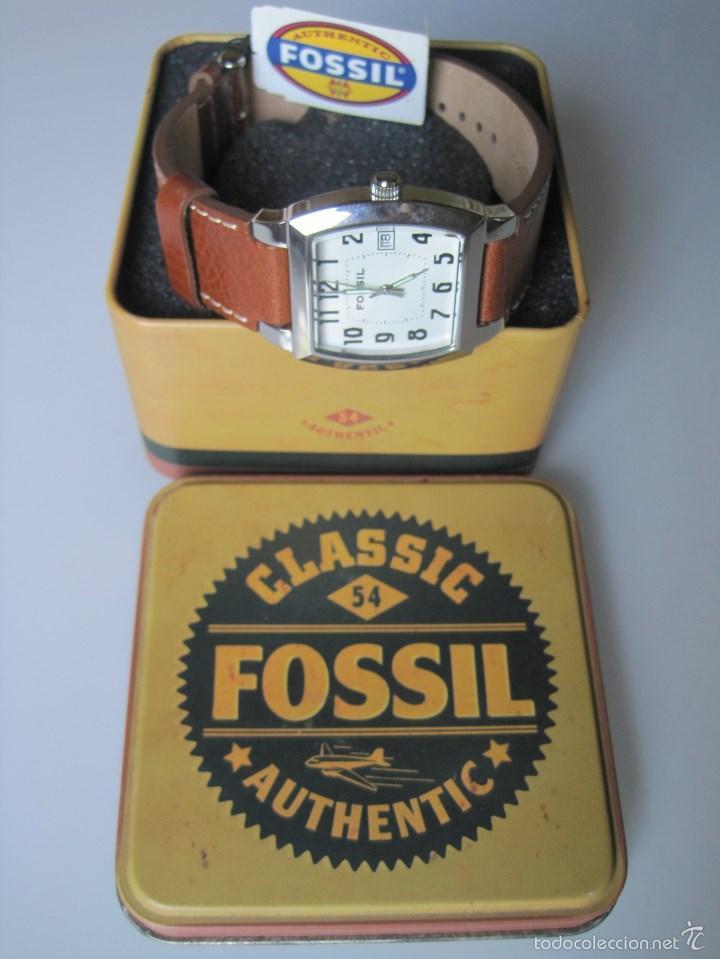1db25925f5e0 Reloj de pulsera fossil